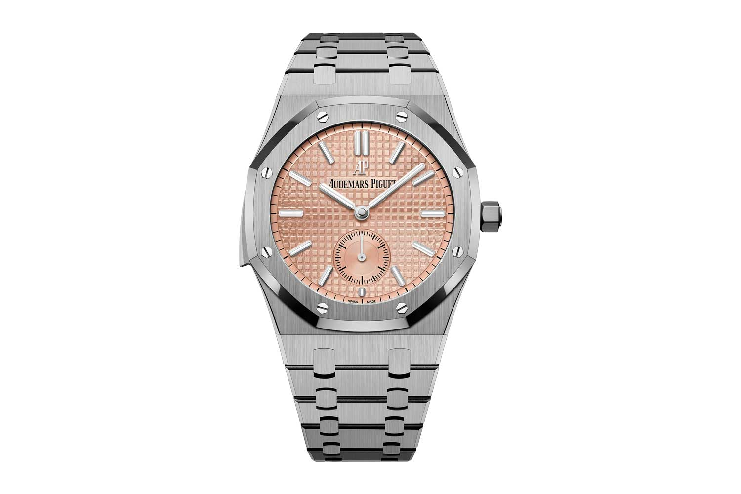 Royal Oak Minute Repeater Supersonnerie in titanium, ref. 26591TI.OO.1252TI.0; limited edition of 35 pieces
