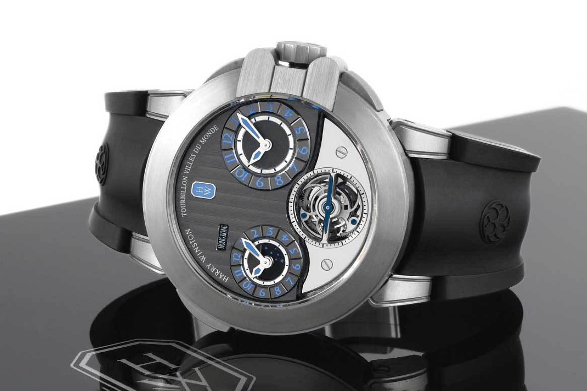 2008: The Project Z5 - limited to 150 pieces (Image: antiquorum.swiss)