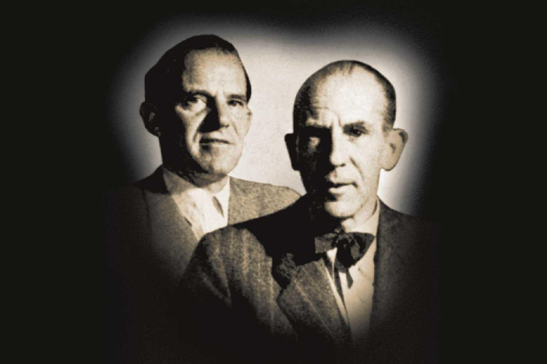 Carl Friedrich's sons, Ernst and Carl Eduard Bucherer