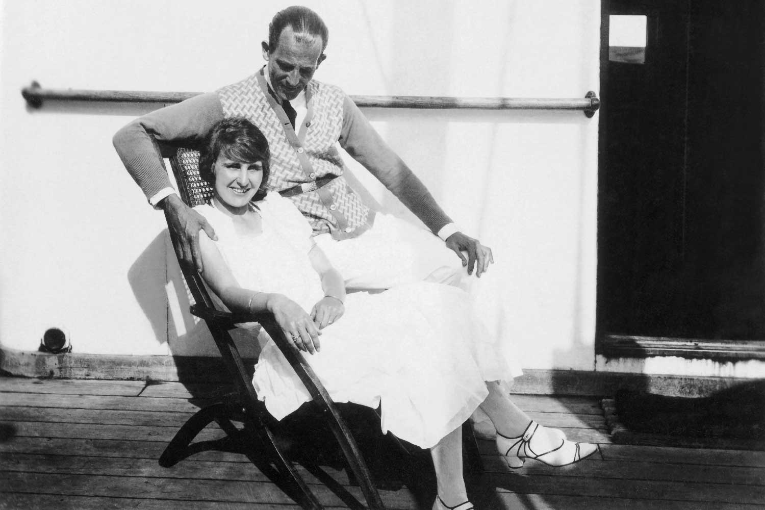 In the 1920s, Carl Eduard and his wife Wilhelmina Bucherer-Heeb ventured far across the Atlantic to progress the business in Santiago, Chile in South America.