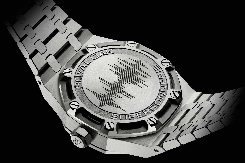 Royal Oak Minute Repeater Supersonnerie in titanium, ref. 26591TI.OO.1252TI.03