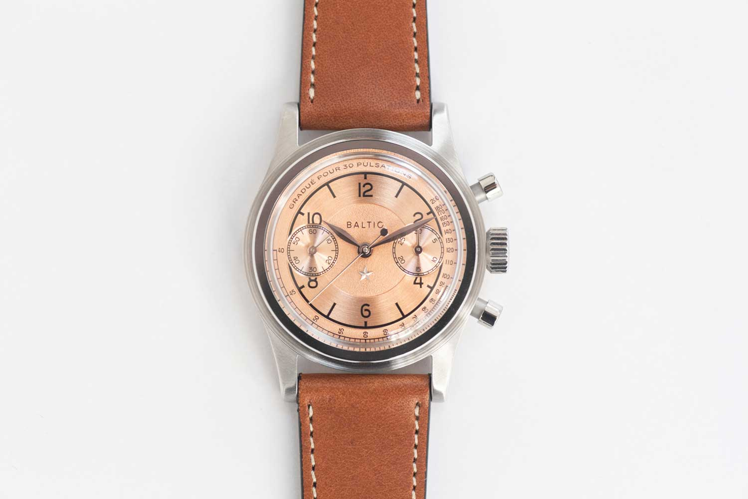 BICOMPAX – Pink Dial for REVOLUTION