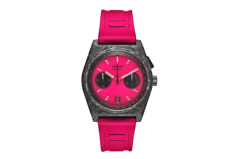Bamford B347 - Pink