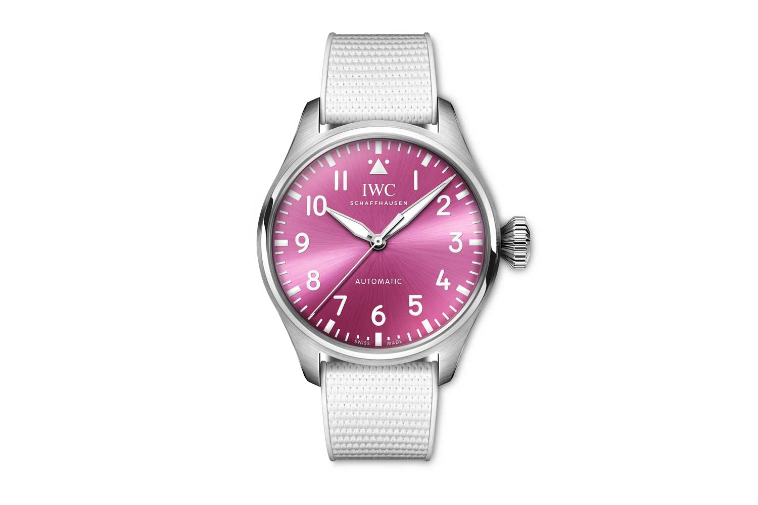 """Big Pilot's Watch 43 Edition """"Pink Dial Project"""""""