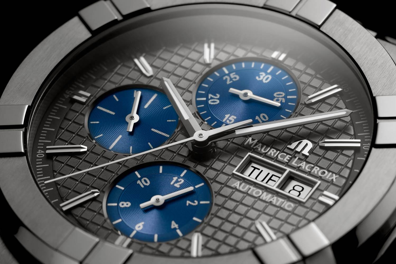 Maurice Lacroix AIKON Automatic Titanium Chronograph