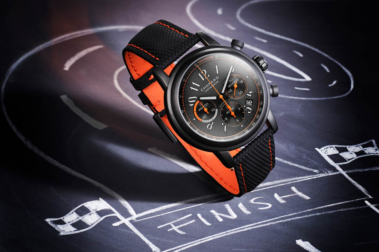 The new Chopard Mille Miglia Bamford Edition