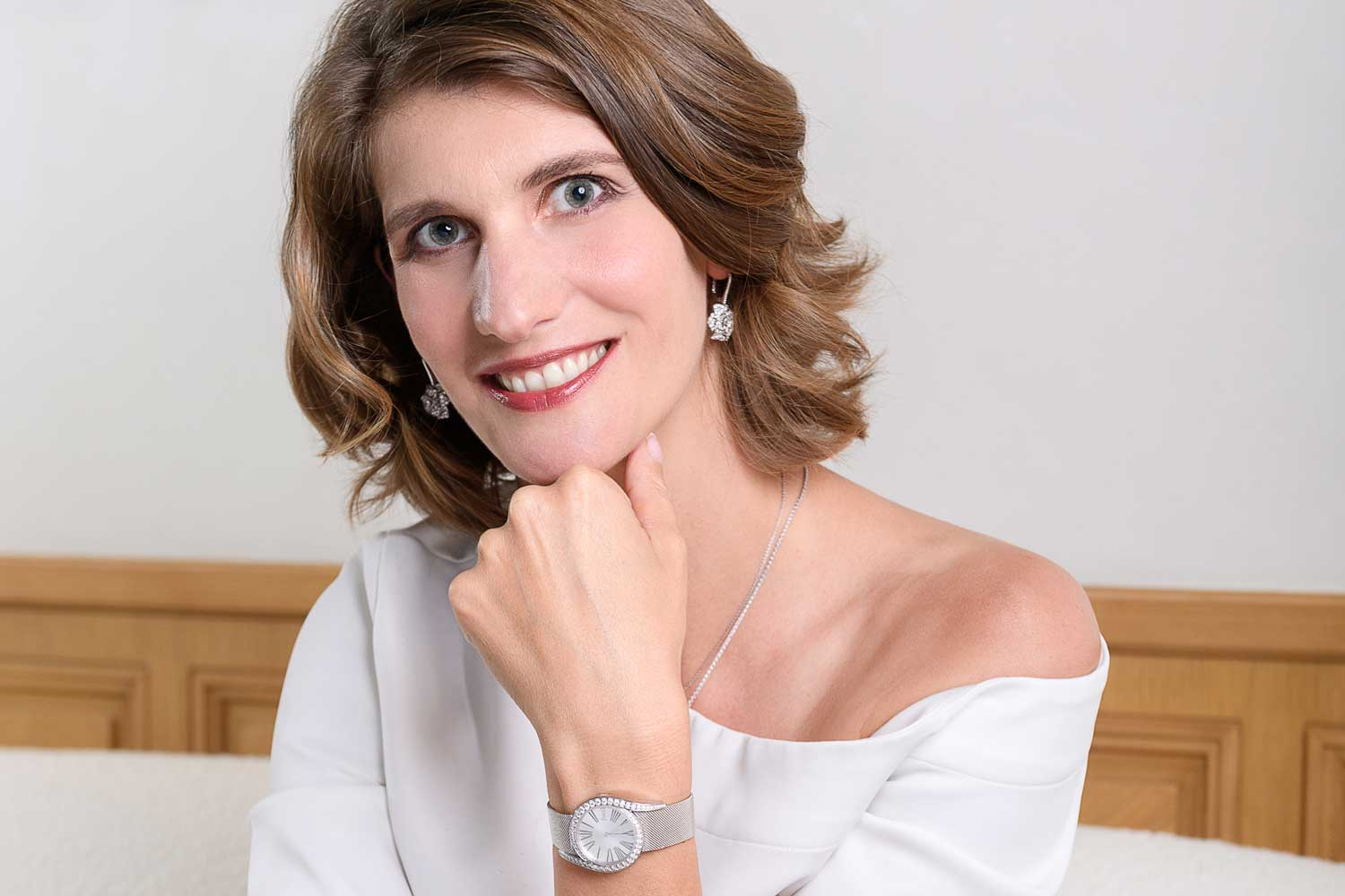 Petronille de Parseval, Piaget's managing director of Australia and South-east Asia