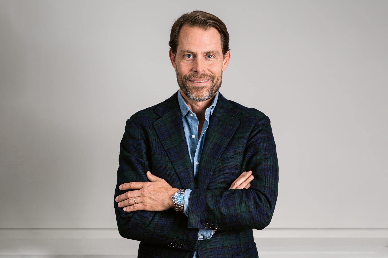 Rolf Studer, Co-CEO of Oris