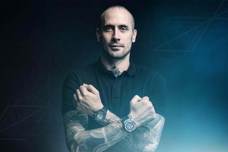 Maxime Plescia-Buchi, Tattoo Artist & Founder of Sang Bleu